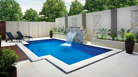 Pool Resources Leisure Pools - The Elegance